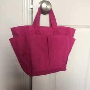 Handbags - 5/$25 5/$15 Pink Shower Tote 🛁